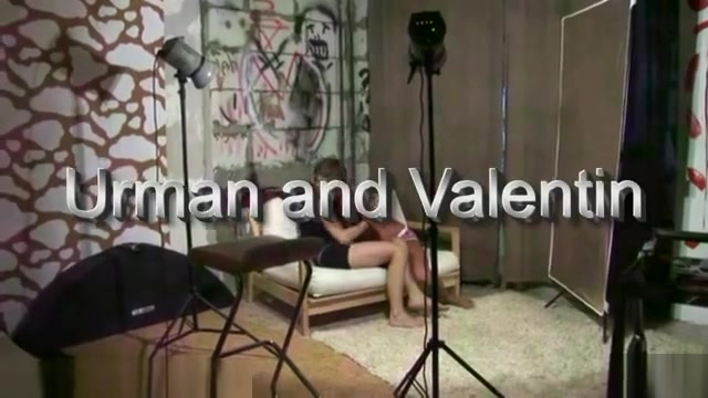 Urman And Valentin Part 1-3 - Pretty Boy cute latina licks strokes and sucks cock 1