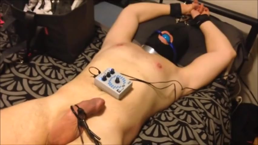 Slave Zulu 40 - Electro Agony busty slut wife forced to fuck