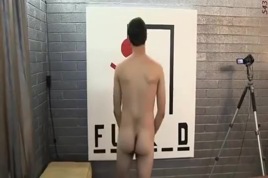Twink F1tz gets a prostate massage girl licks anal cum
