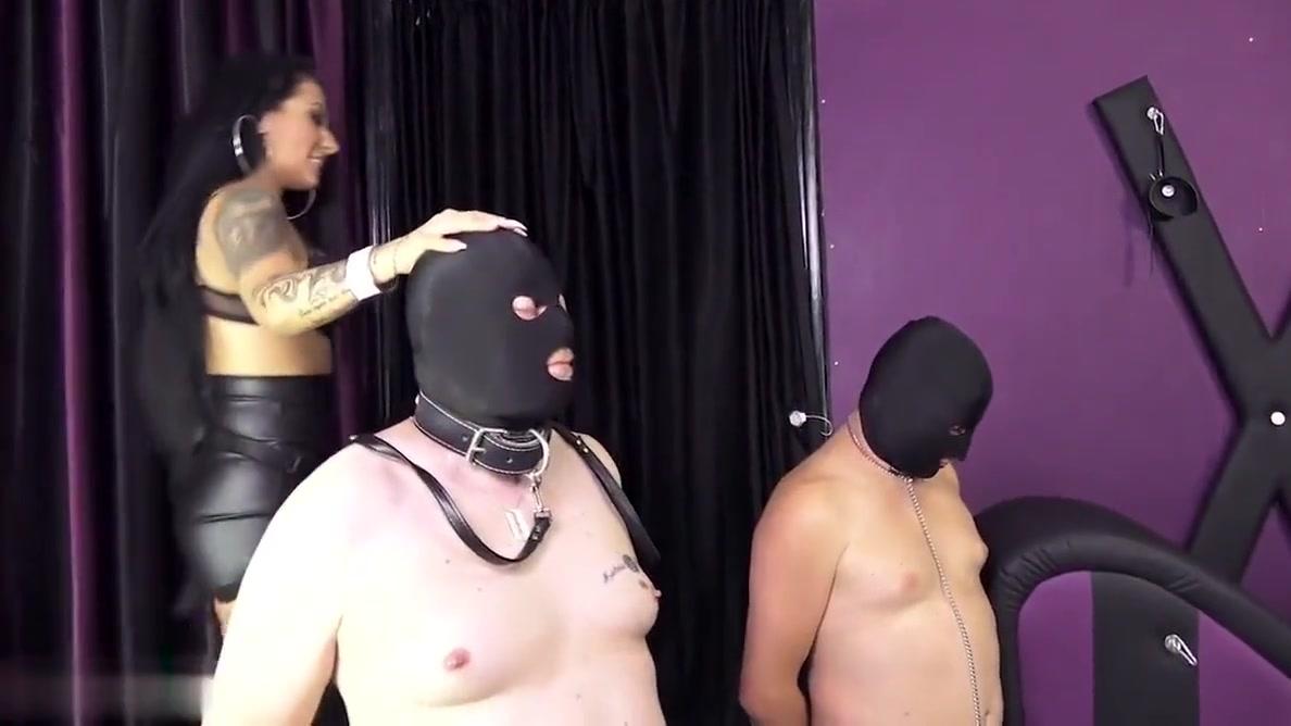 Best slave gets the strapon Xxx porno losing my virginnity