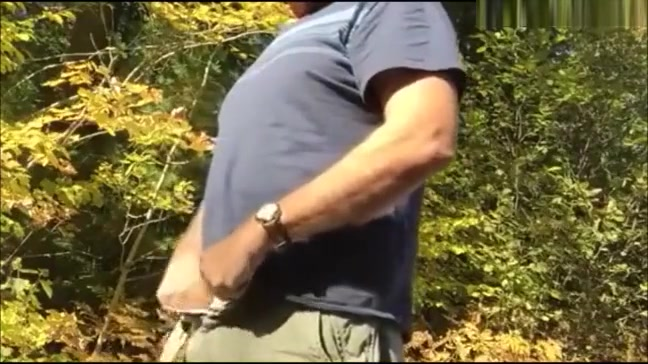 Grandpa goes Birdwatching - Pt 2 I Nutted In Her Pussy