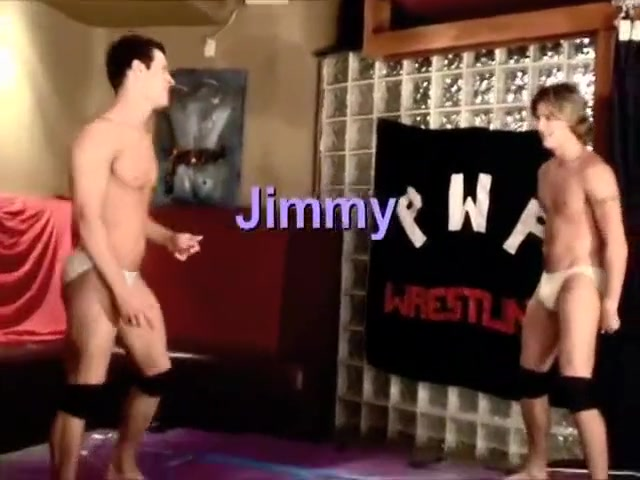 Jimmy wrestling (if you like sleeperhold and blond guy !) Codeigniter sample application
