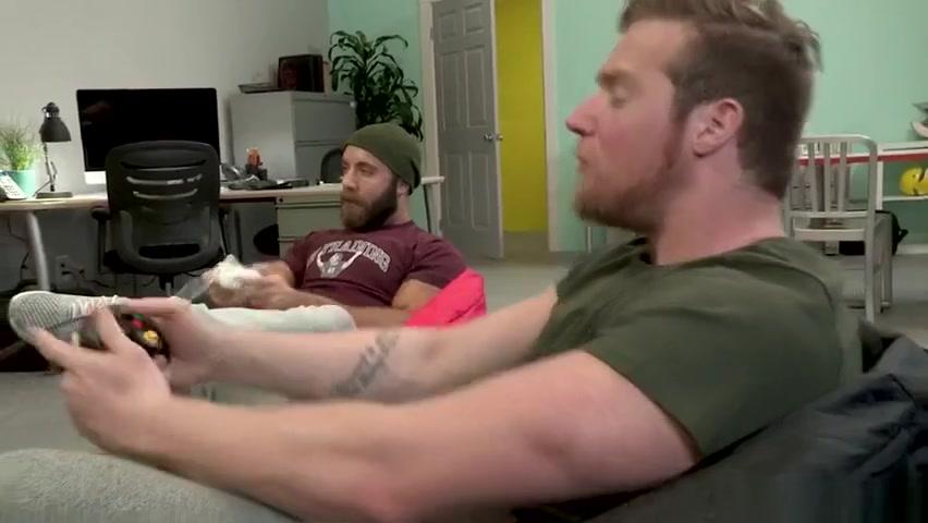Masturbation Station Lesbian style massaging