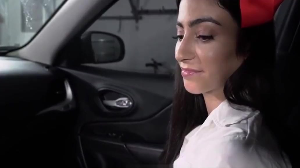 Hot Latina Teen Step Daughter With Braces Jasmine Vega Fucked By Step Dad In Back Seat Of His Car After She Is Caught Shoplifting Panties