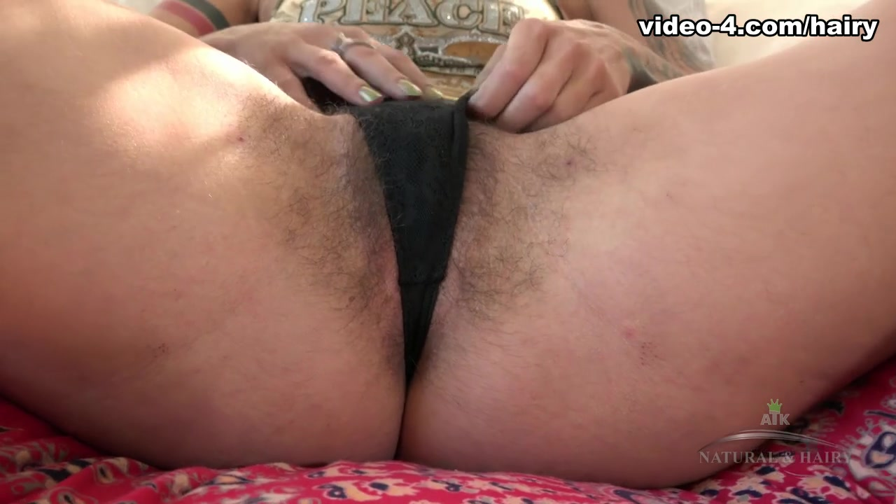 Delta Hauser in Masturbation Movie - ATKHairy