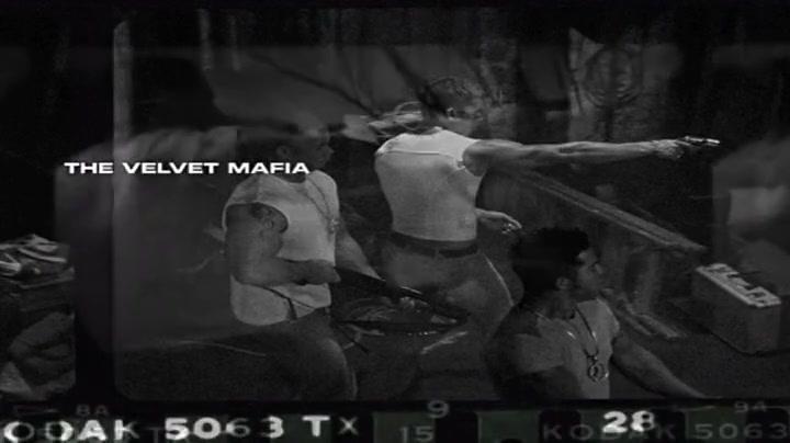 The Velvet Mafia 1 Bikini exposed spread eagle shots