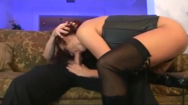 Sexy Brunette With Great Tits Sucks And Rides Dick