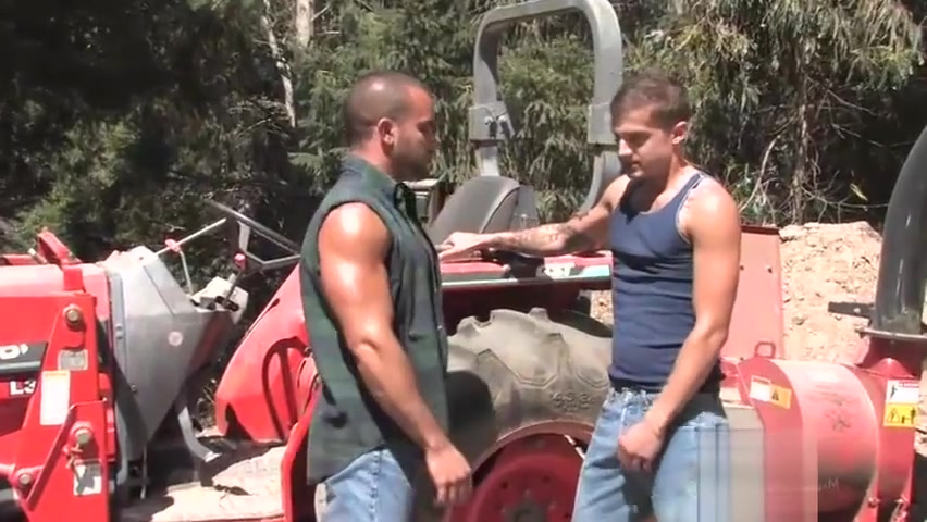 The wet dreams of two farmers Amatuer wife cuckold