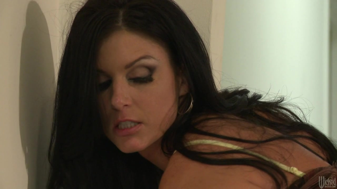 India Summer In Office Encounters, Scene 2 Naked girl giving a blow job to a man