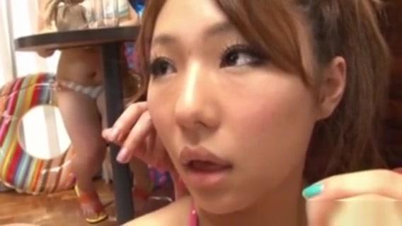 Japanese Living Dolls Pestered By Horny Men