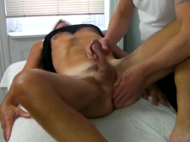 Tony came back for more: a penetrating erotic massage and milking the nude female body