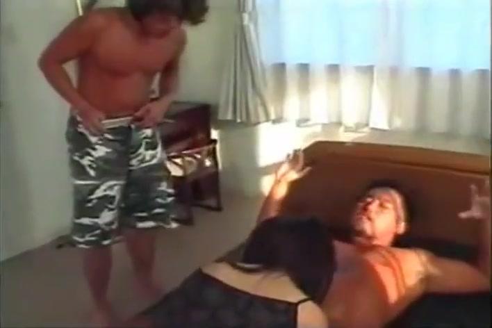 Hot Japanese Mom Fuck Son