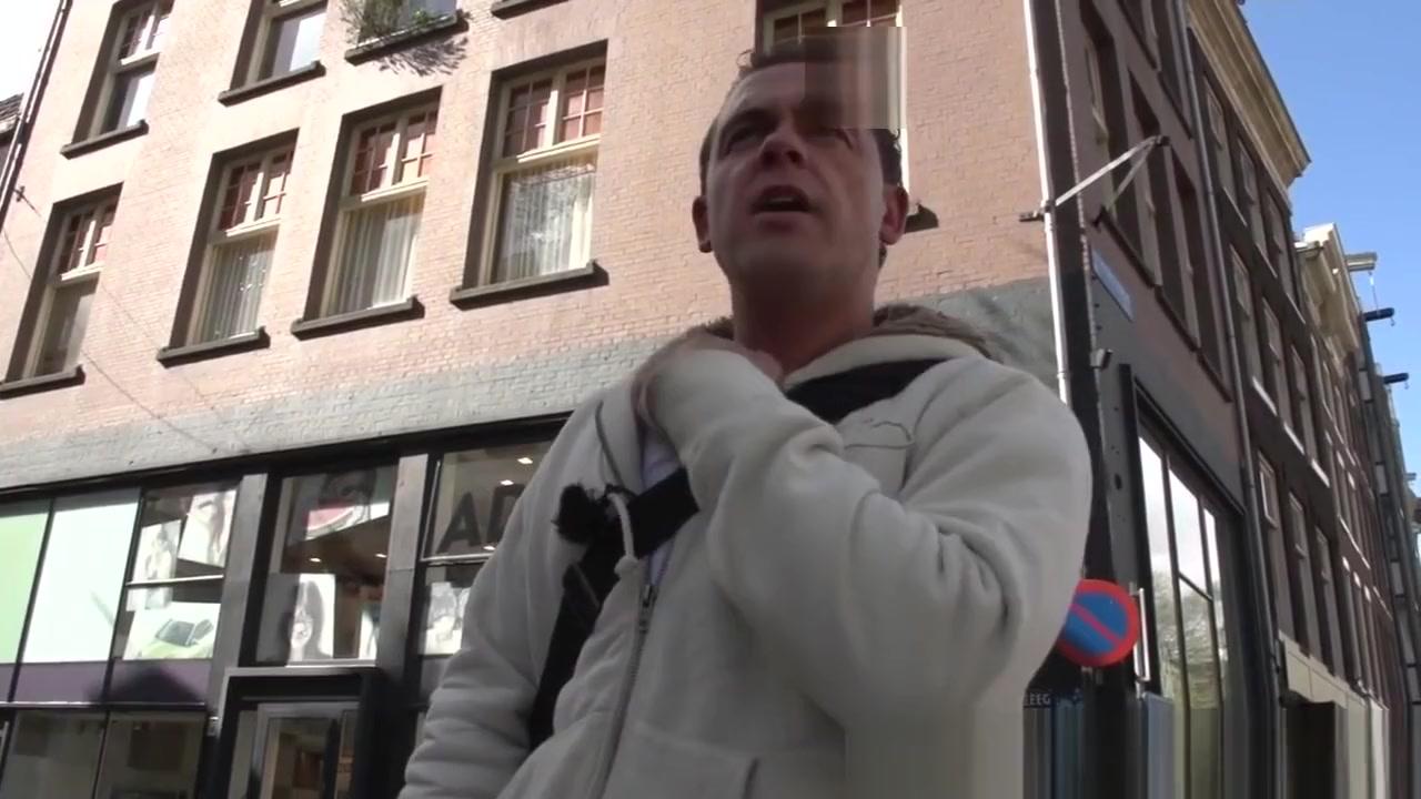 Dutch hooker jizz mouthed girls in tight jeans