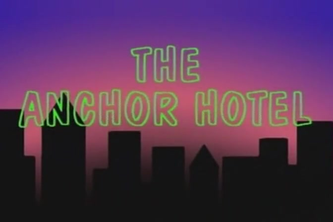 The anchor hotel Masturbation after workout video