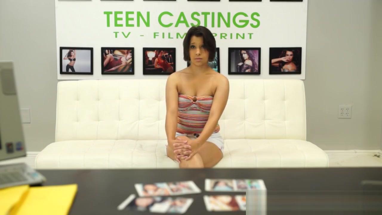 Amateur teen hardfucked at brutal casting Natural boobs vintage