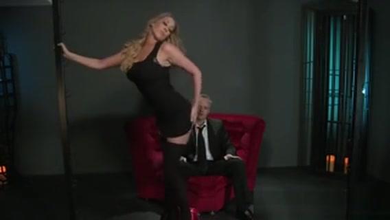 Busty Stunning Blonde Slave Exotic Dancer Blowjob Penny nichols fucking boss