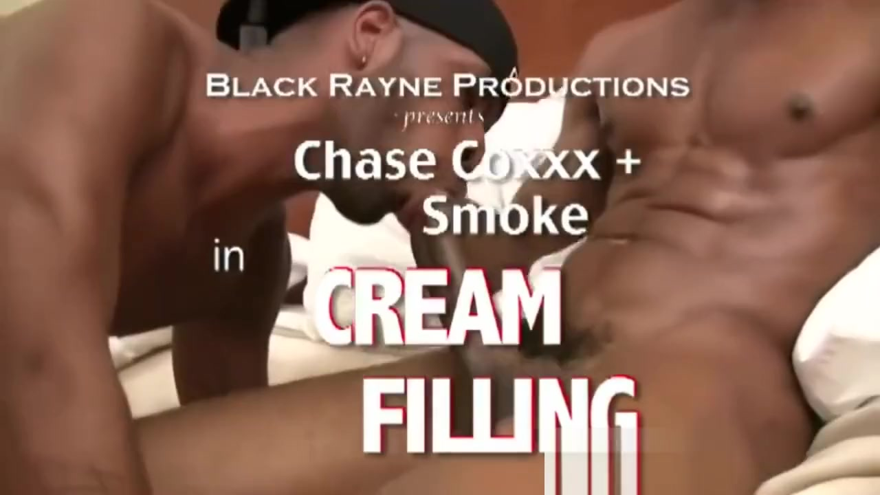 Cream Filling -- Chase Coxxx + Smoke Interracial relationships and sex