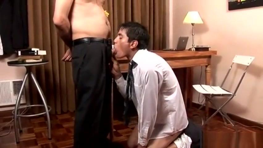 Director Daddy Fucks His Worker Meet men in uniform