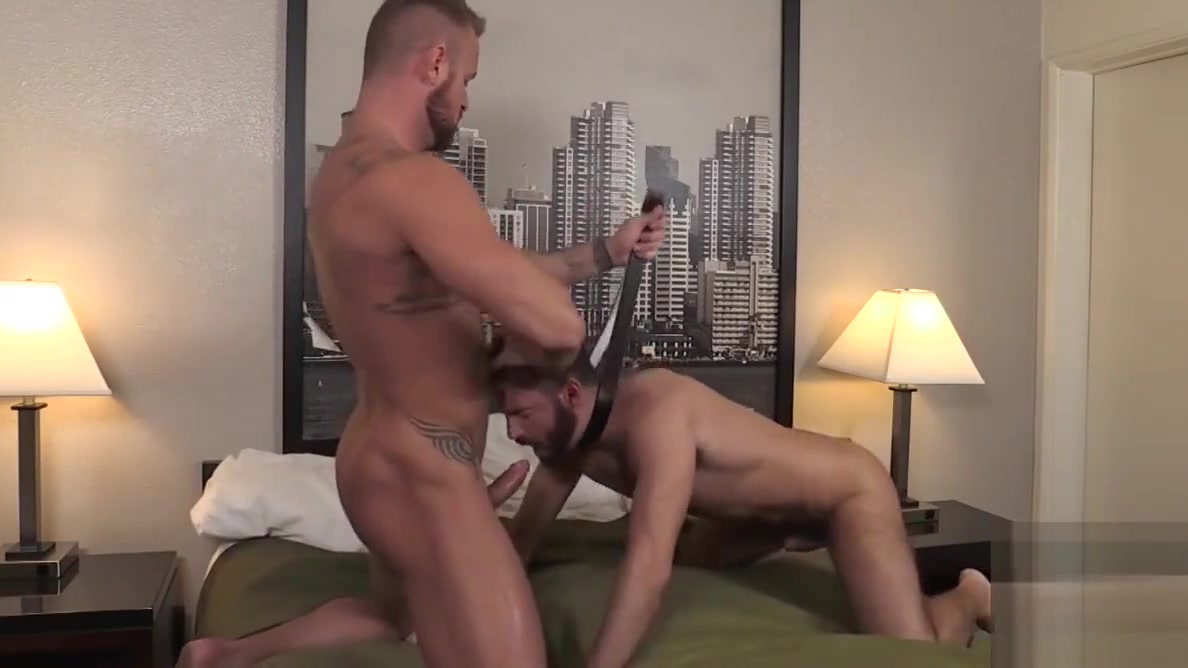Michael Roman feeds Brendan Patrick his cock and nails him Warwicks wife sexual dysfunction