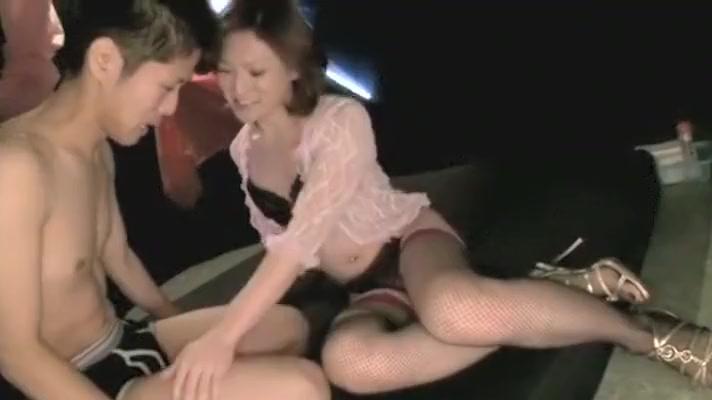 Incredible Japanese floozy In Hottest nylons JAV movie