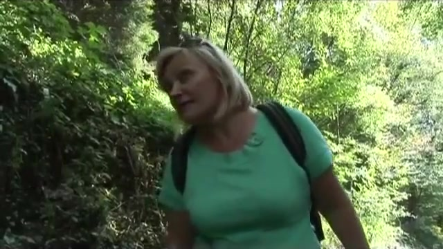 Chubby granny takes dicking in the forest Hookup a girl year older than you