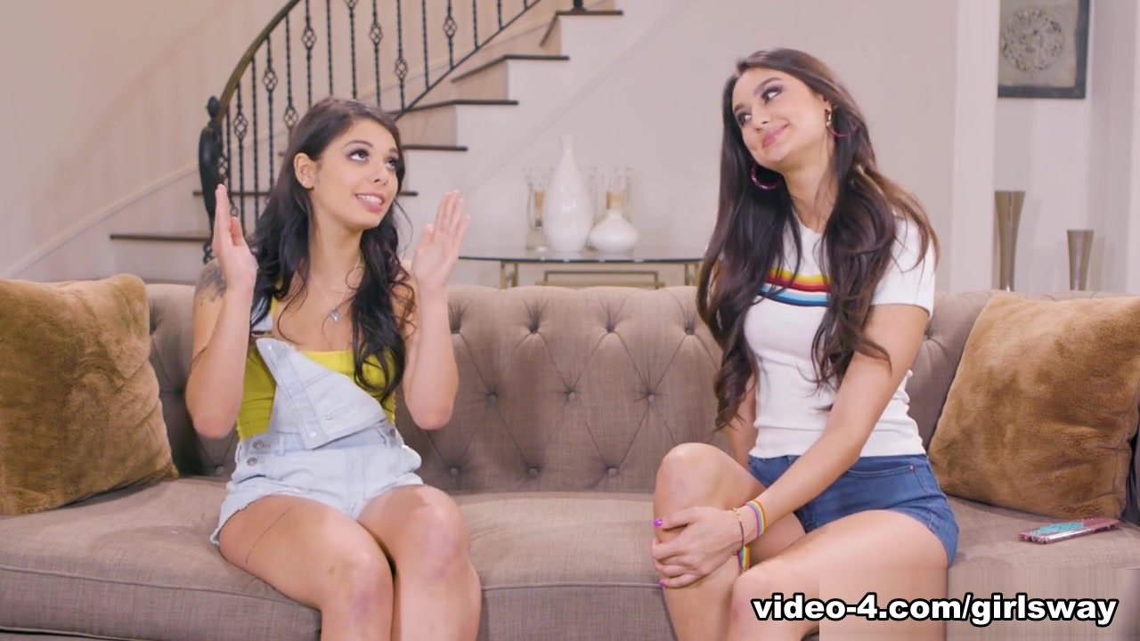 Gina Valentina,Eliza Ibarra in Showcase: Gina Valentina, Scene #01 - GirlsWay asian with black men
