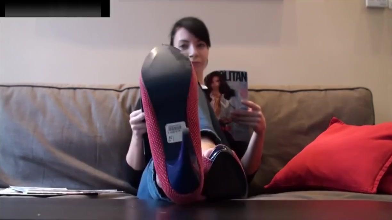 feet lady