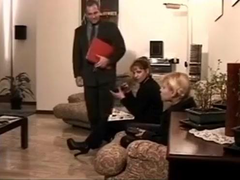Gioia Diamante &amp_ Lara Grandi in The Good Daughter Cum on girls shoes