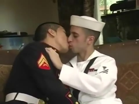 Shisune and Tanner in uniforms evil angel porn vk