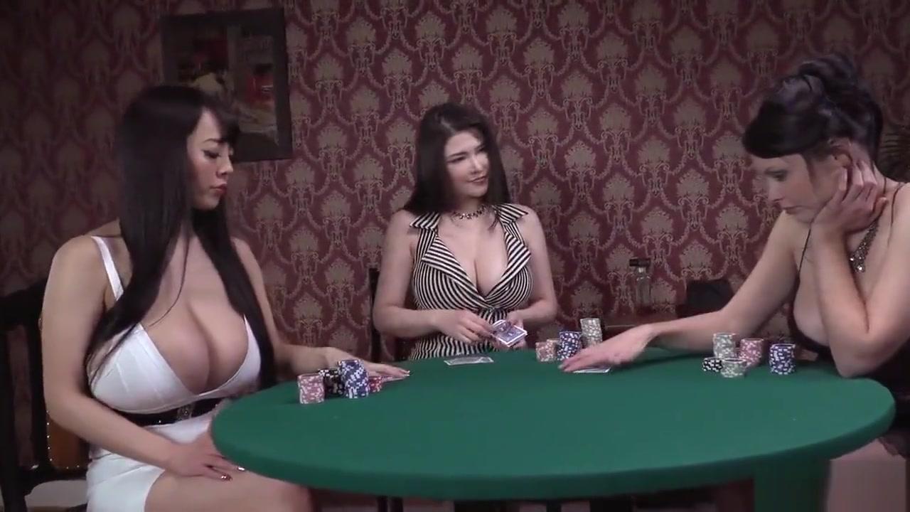 Anri Okita-hitomi tanaka-nadine Jensen poker game turn into lesbian game Demi lovato ass bikini