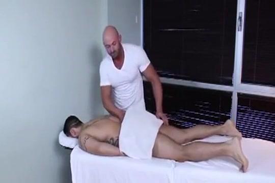 Muscular get Massaged Alexis bedel naked