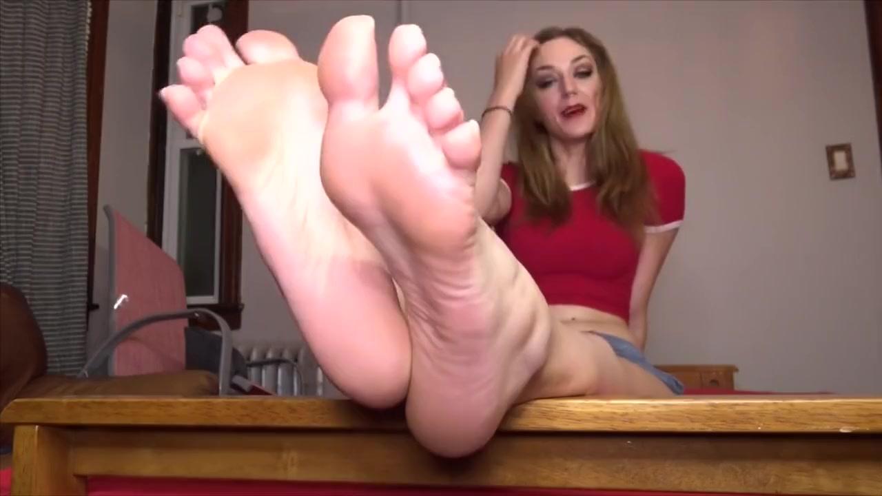 Tickle Female Feet Stocks