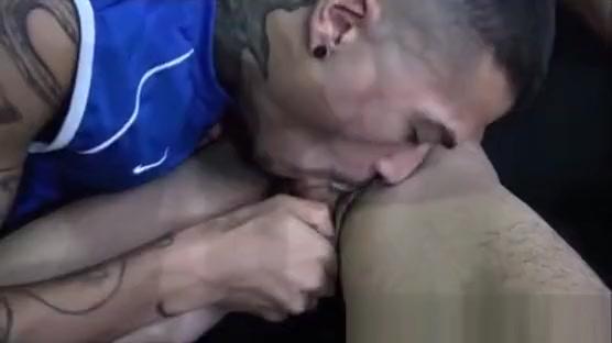 Straight Latin Trio sucking cock for cash dutch porn massage women