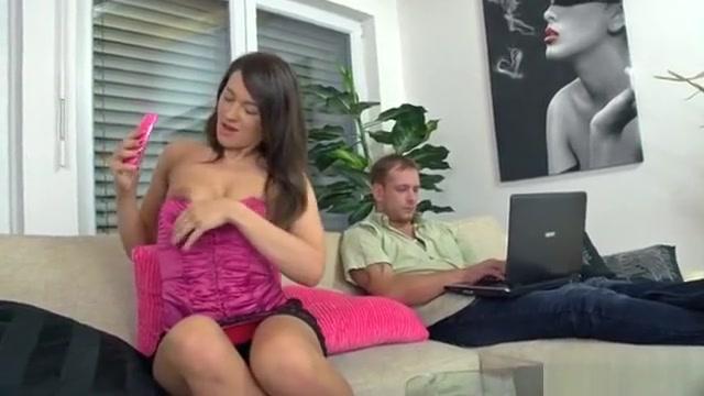 SavannahSecret PinkLingerieBlackPanties DVD Real life wife big tits threesome