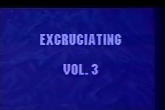Shotgun Excruciating volume 3 Free sex video clip links