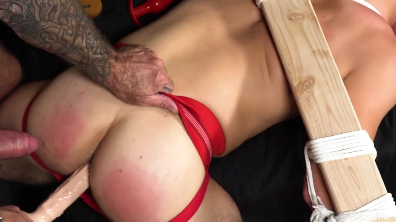 Michael DelRay & Jason Collins in Fantasy Chamber: Ass Play - BROMO step mom and step son xxx