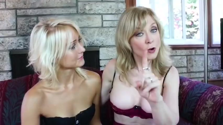 Gorgeous Nina Hartley Loves To Get Fucked By Lesbian Nudist boys and girls porn