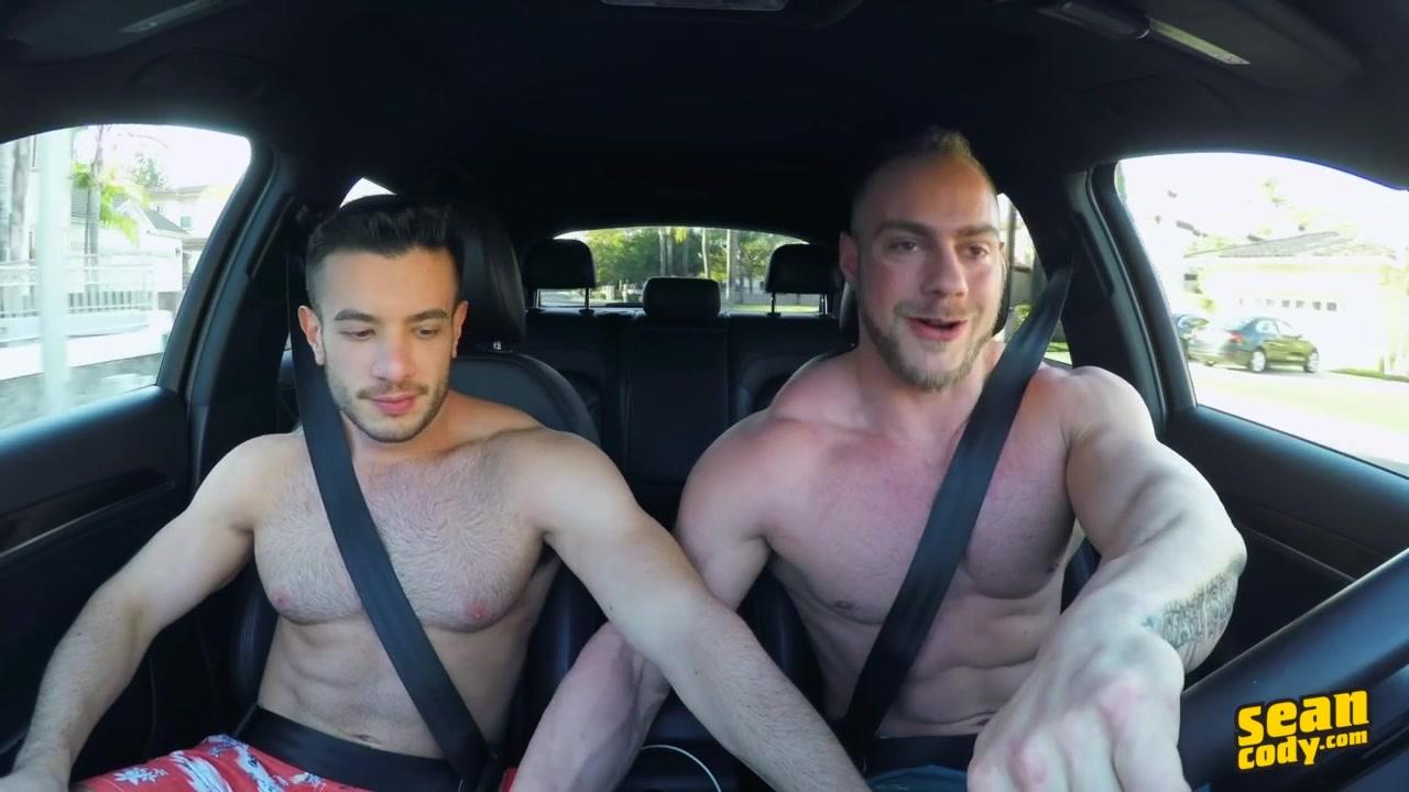Brock & Manny : Bareback - SeanCody Badroom Sex Xxxhd Video