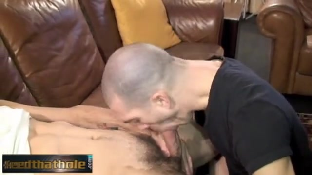 Fred Mayer and Max Ferrow - BarebackThatHole Amateur big tit milf wife gets fucked
