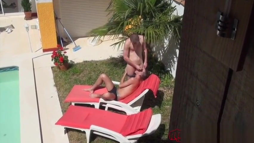 JalifStudio - Euro curious straight friends bareback first time after blowjob how to lose the fat on your back