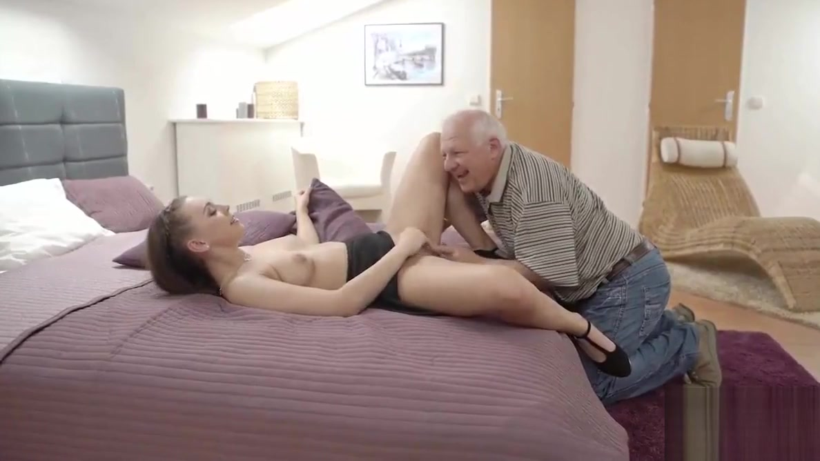 DADDY4K. Boyfriend caught girl having old and young sex virgin first time sex porn