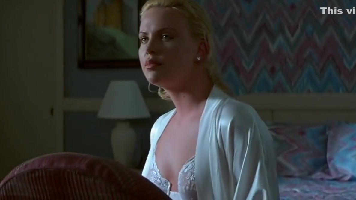 Charlize Theron - 2 Days in the Valley Spunk on mcmillian