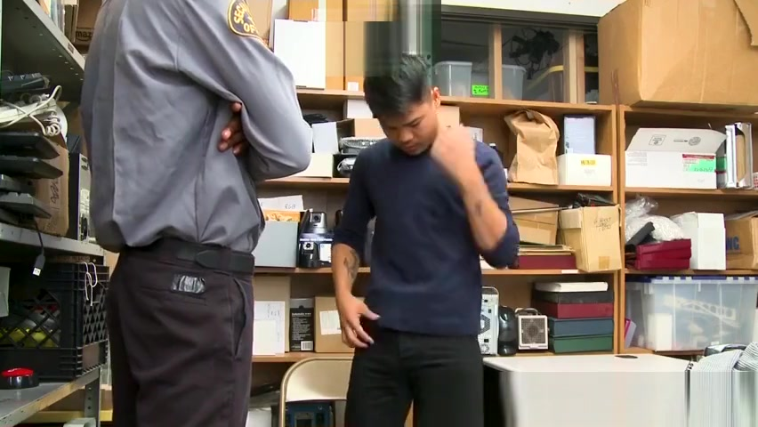 Asian shoplifter jizzed How Old Is Nina Hartley