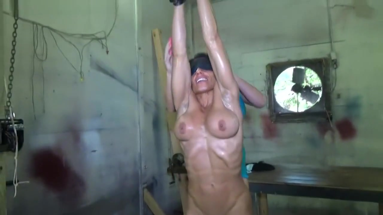 Tickle & lick muscle milfs armpits & stretched hardbody HD Girl with monster tits naked