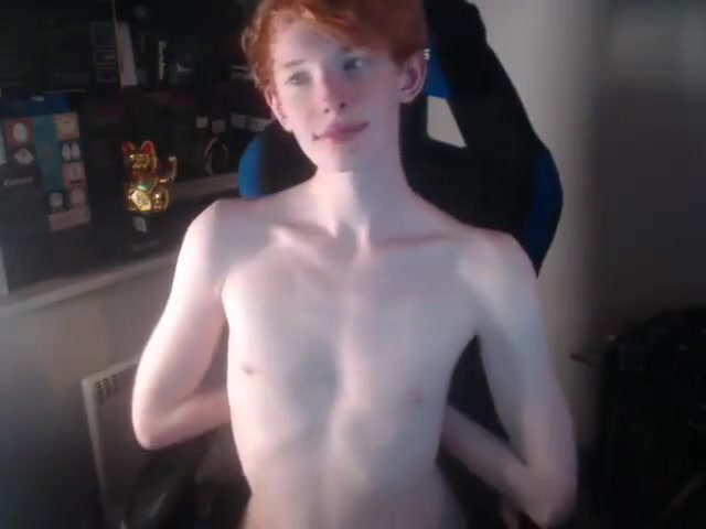 Cute Ginger Boi Pt1 eat my pussy free porno