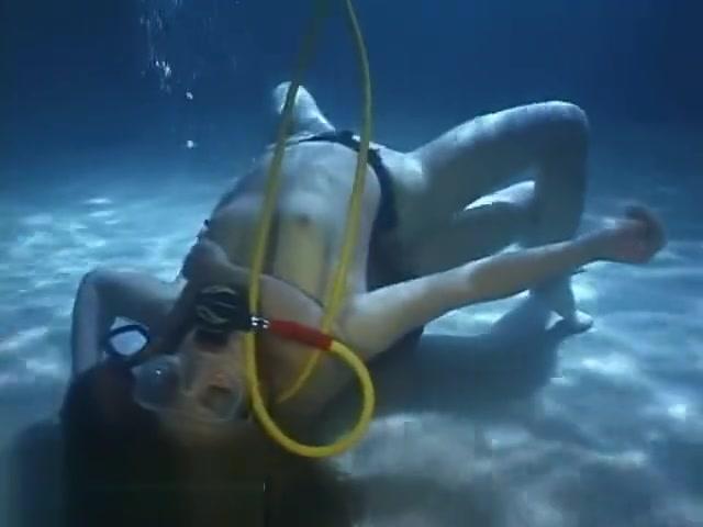 Hot Ginger Underwater Fuck part 2 Blonde mature milf anal fucking