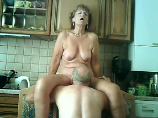 Granny Kitchen Help by TROC Asshole Extrem Lesbian Anal Fisting