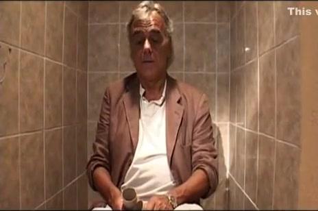 Liza del Serria threesome & DP in the bathroom lesbian vidio s i can watch