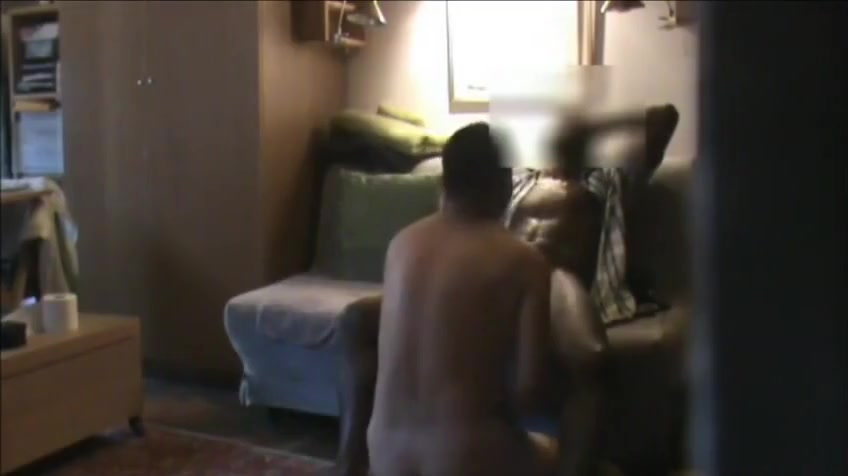 BBC Blow Job randy bitches with round asses