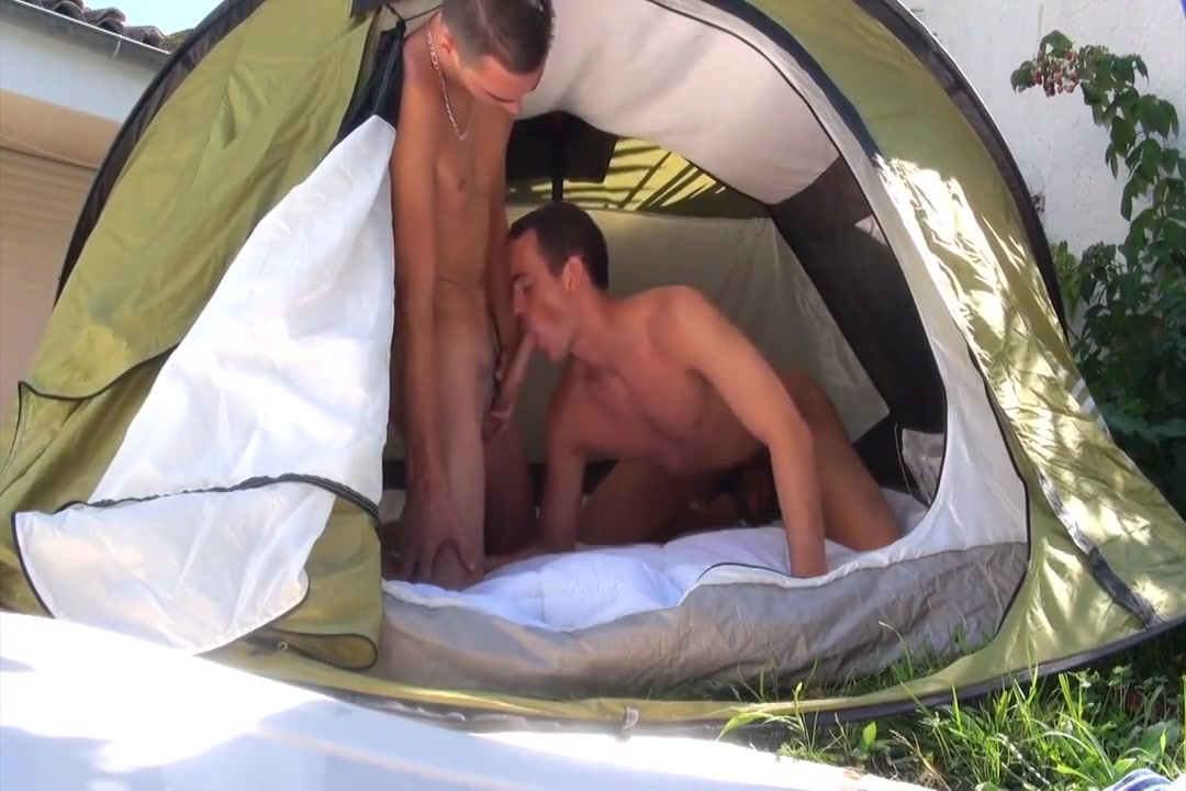 fucking outside in a tent Brandi Belle First Porn